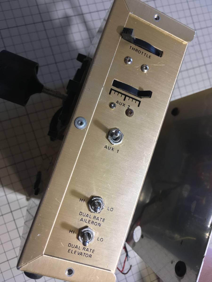 8010821 LOGITEC シングルスティック 送信機 AM40.081Mhz 81バンド ジャンク_画像7