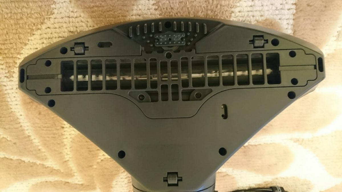 使用数回のみ RAYCOP レイコップ ふとん専用ダニクリーナー BK-200JPR レッド 動作確認済み_画像2