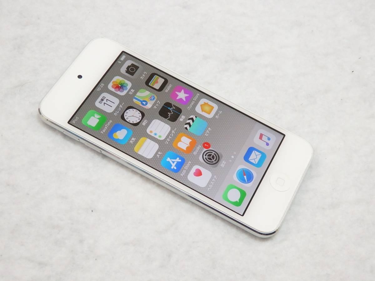 Apple iPod touch 第6世代 16GB シルバー MKH42J/A