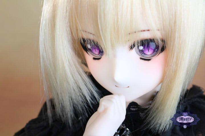 ◆merry◆DDH-7ホワイト肌カスタム・アイ