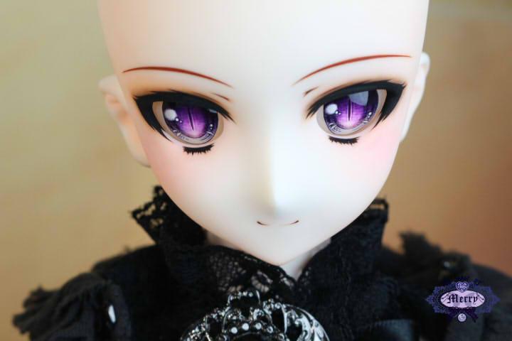 ◆merry◆DDH-7ホワイト肌カスタム・アイ_画像3