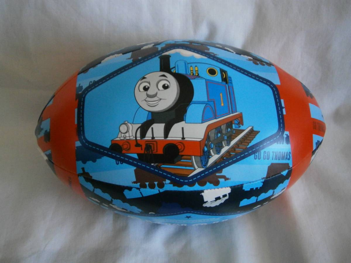 Thomas The Tank Engine Design Soft Rugby Ball Real