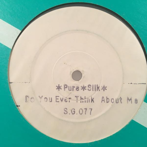 ★Pure Silk/Do You Ever Think About Me★80s?LOVERS名作!_画像1
