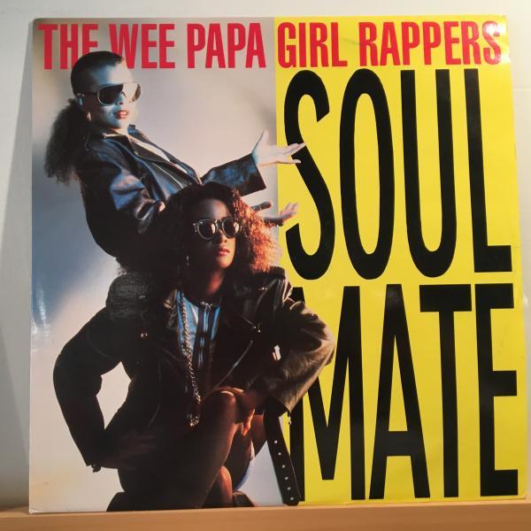 ☆Wee Papa Girl Rappers/Soulmate☆KILLER ACID HIP HOUSE!KEVIN SAUNDERSON!