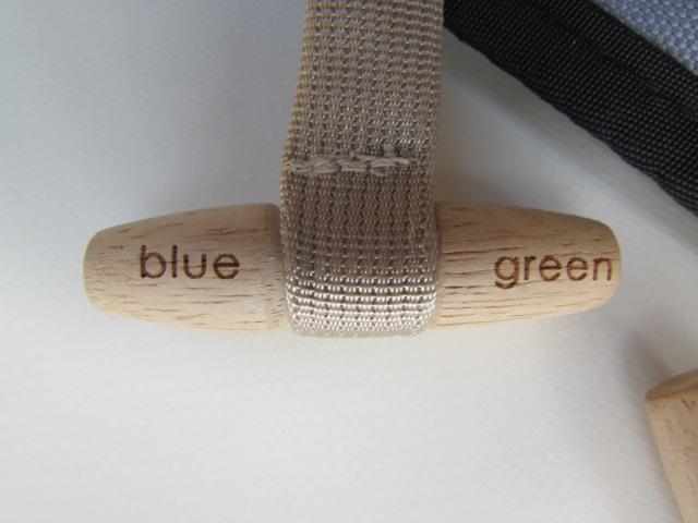 """BLUE & GREEN PARADISE BOARD BAG 7'0"""" / ブルー&グリーン パラダイスボードバッグ リサイクルボードケース ハードケース 7'0""""②_画像6"""