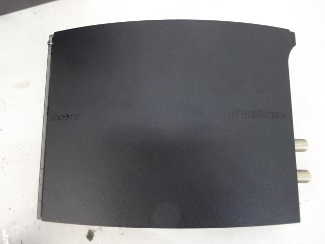 28◎80/ SONY nasne ナスネ 500GB 動作未チェックジャンク アンテナケーブルなし_画像2