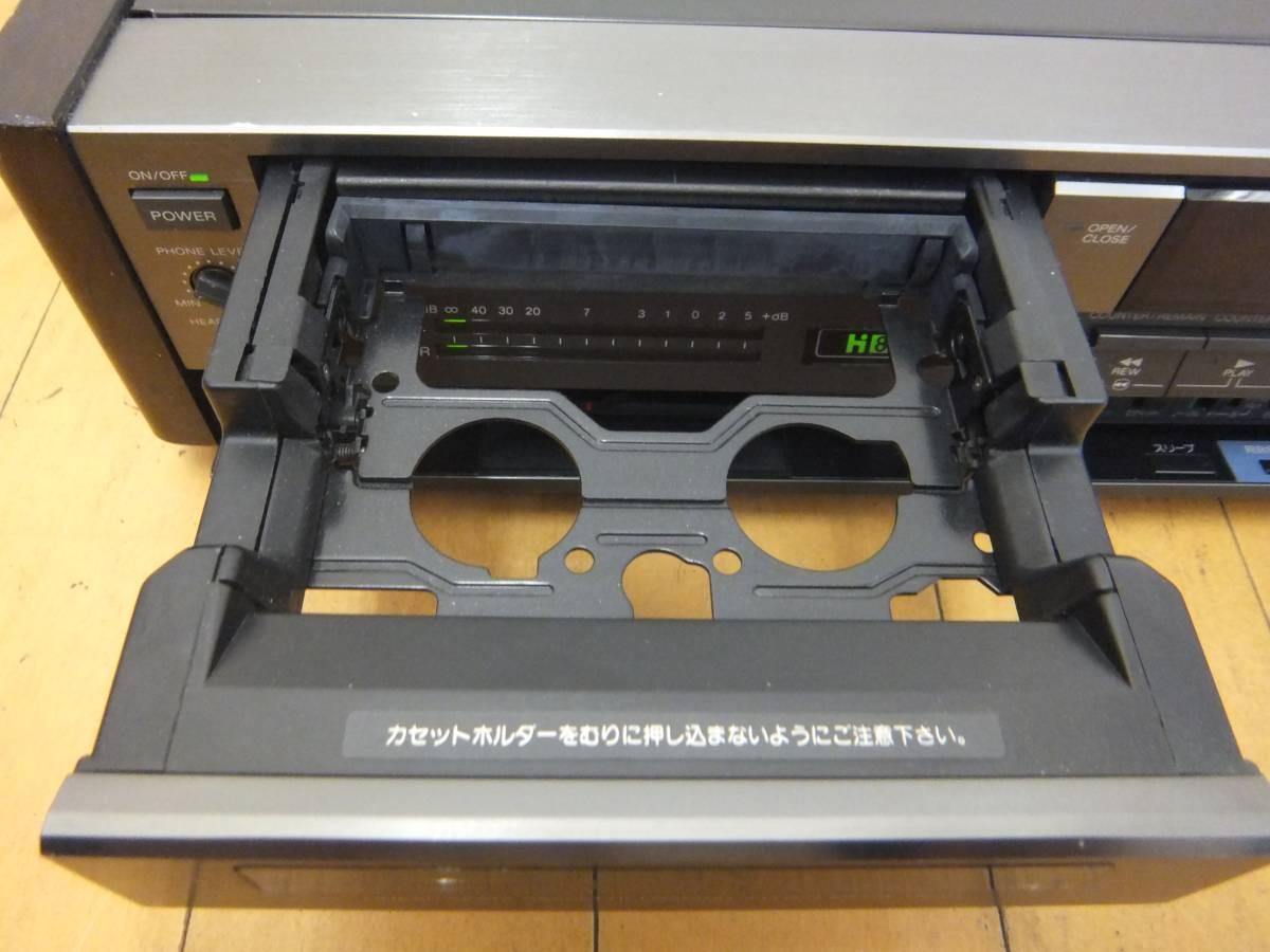 ★SONY/ソニー Hi8/ハイエイト ビデオカセットレコーダー[EV-S900]ビデオデッキ/ジャンク_画像3