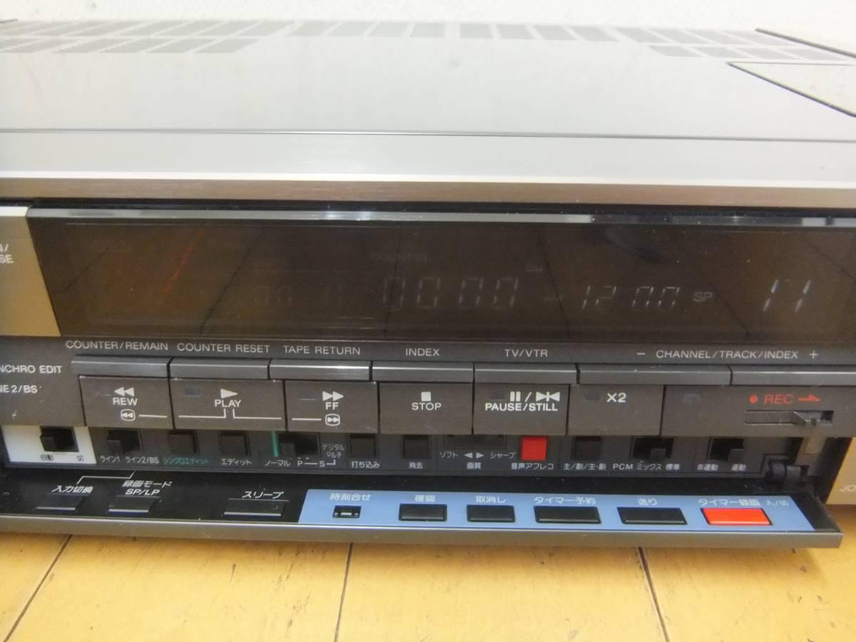 ★SONY/ソニー Hi8/ハイエイト ビデオカセットレコーダー[EV-S900]ビデオデッキ/ジャンク_画像4