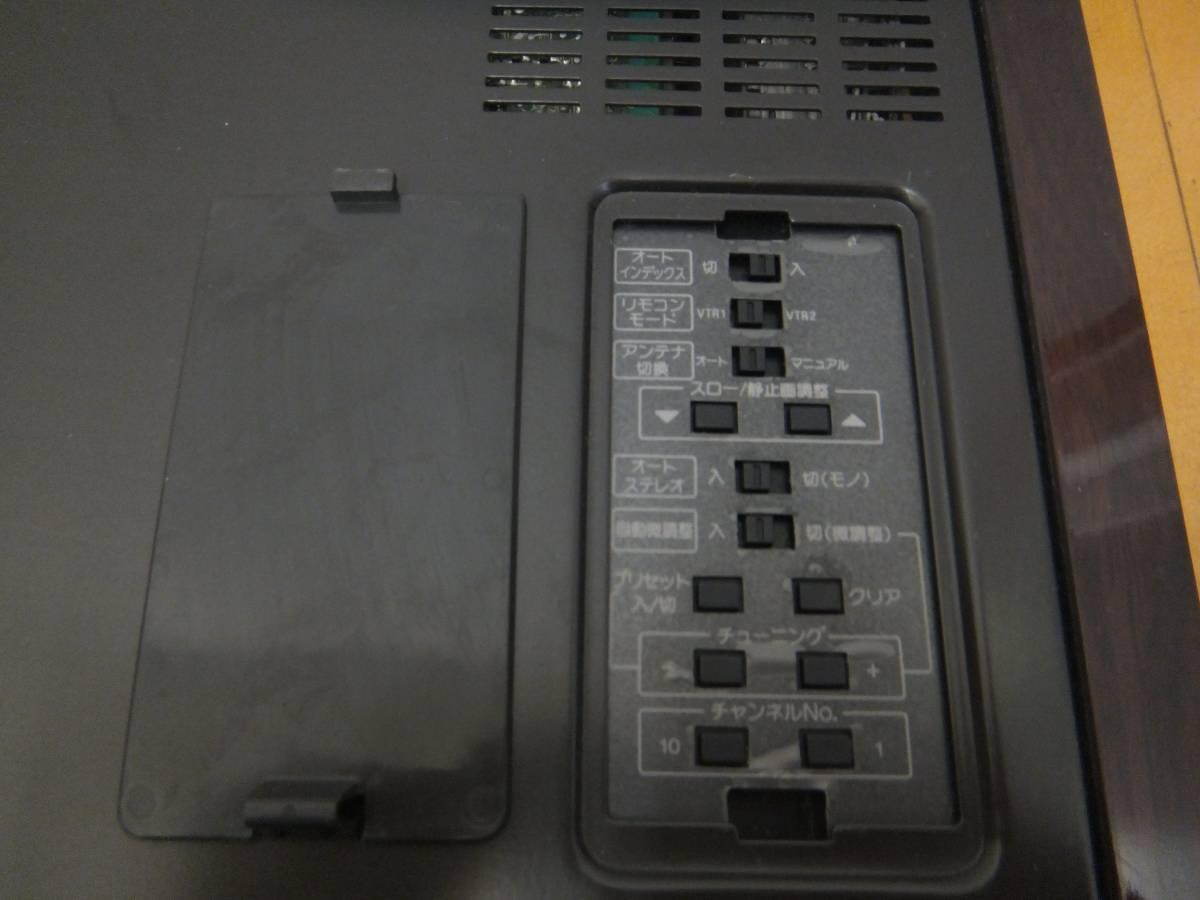 ★SONY/ソニー Hi8/ハイエイト ビデオカセットレコーダー[EV-S900]ビデオデッキ/ジャンク_画像7
