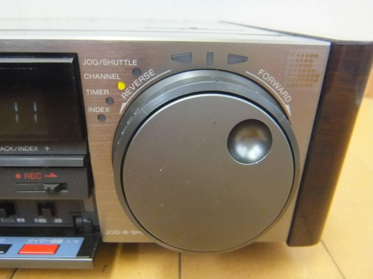 ★SONY/ソニー Hi8/ハイエイト ビデオカセットレコーダー[EV-S900]ビデオデッキ/ジャンク_画像5
