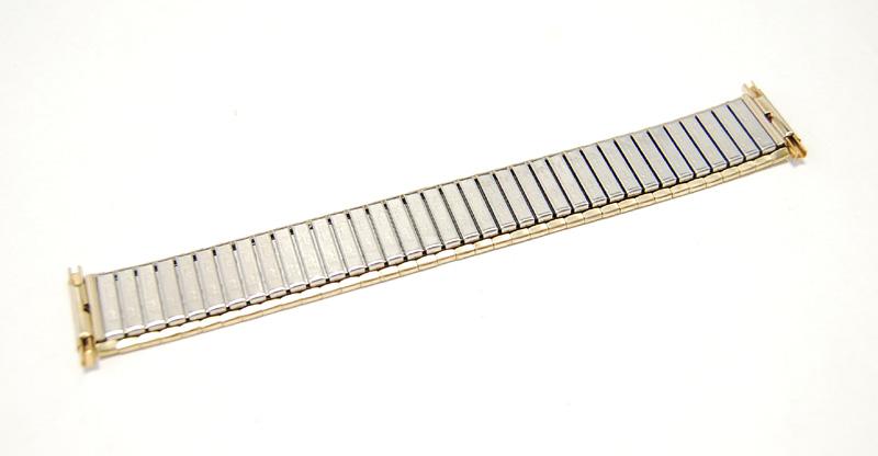 【Speidel】 USA 腕時計バンド 17-22mm デッドストック 伸縮ベルト ブレス アンティーク・ヴィンテージウォッチに MB145_画像9