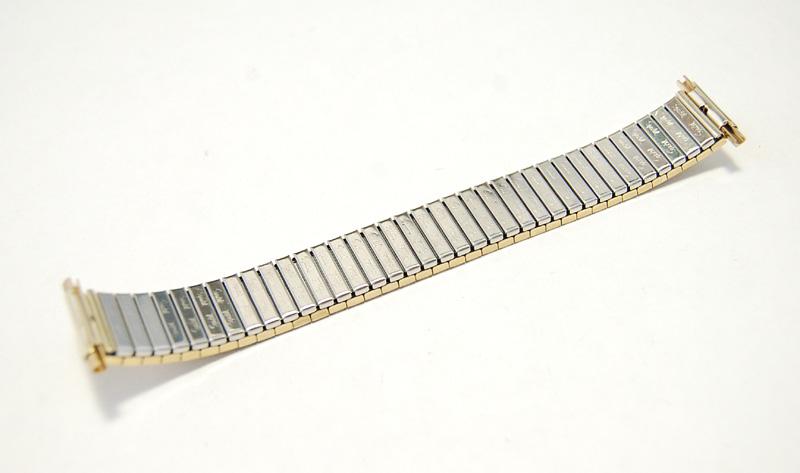 【Speidel】 USA 腕時計バンド 17-22mm デッドストック 伸縮ベルト ブレス アンティーク・ヴィンテージウォッチに MB148_画像5