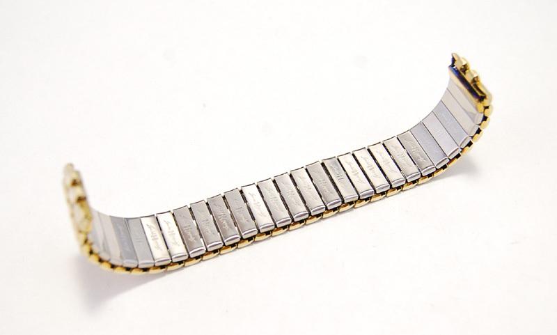 【Speidel】腕時計バンド 20mm デッドストック 伸縮ベルト ブレス アンティーク/ビンテージウォッチに MB156_画像6