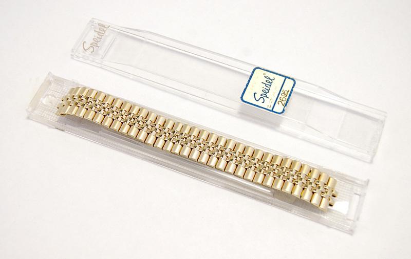 【Speidel】腕時計バンド 20mm デッドストック 伸縮ベルト ブレス アンティーク/ビンテージウォッチに MB156_画像5