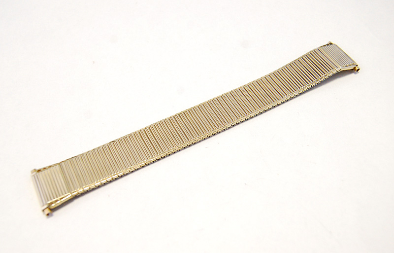 【Speidel】 USA 腕時計バンド 18-22mm デッドストック エクステンションベルト ブレス ビンテージウォッチに MB141_画像9