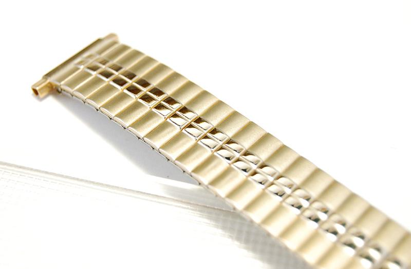 【Speidel】 USA 腕時計バンド 17-22mm デッドストック 伸縮ベルト ブレス アンティーク・ヴィンテージウォッチに MB148_画像1