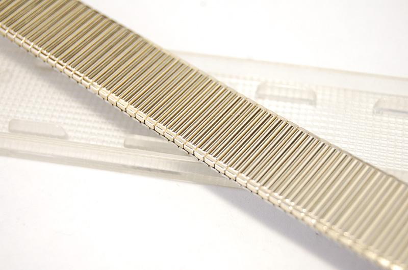 【Speidel】 USA 腕時計バンド 18-22mm デッドストック エクステンションベルト ブレス ビンテージウォッチに MB141_画像5