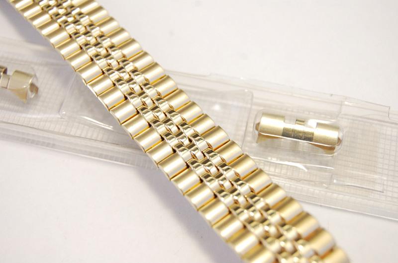 【Speidel】腕時計バンド 20mm デッドストック 伸縮ベルト ブレス アンティーク/ビンテージウォッチに MB156_画像7