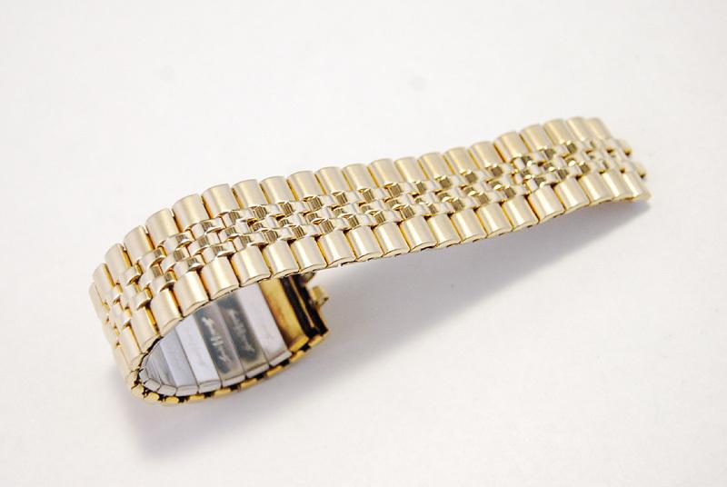 【Speidel】腕時計バンド 20mm デッドストック 伸縮ベルト ブレス アンティーク/ビンテージウォッチに MB156_画像3