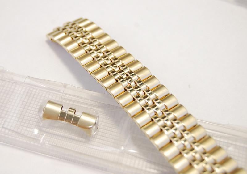 【Speidel】腕時計バンド 20mm デッドストック 伸縮ベルト ブレス アンティーク/ビンテージウォッチに MB156_画像8