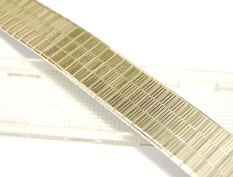 【Speidel】 USA 腕時計バンド 17-22mm デッドストック 伸縮ベルト ブレス アンティーク・ヴィンテージウォッチに MB145_画像3