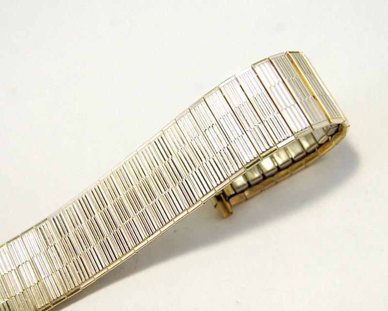 【Speidel】 USA 腕時計バンド 17-22mm デッドストック 伸縮ベルト ブレス アンティーク・ヴィンテージウォッチに MB145_画像1