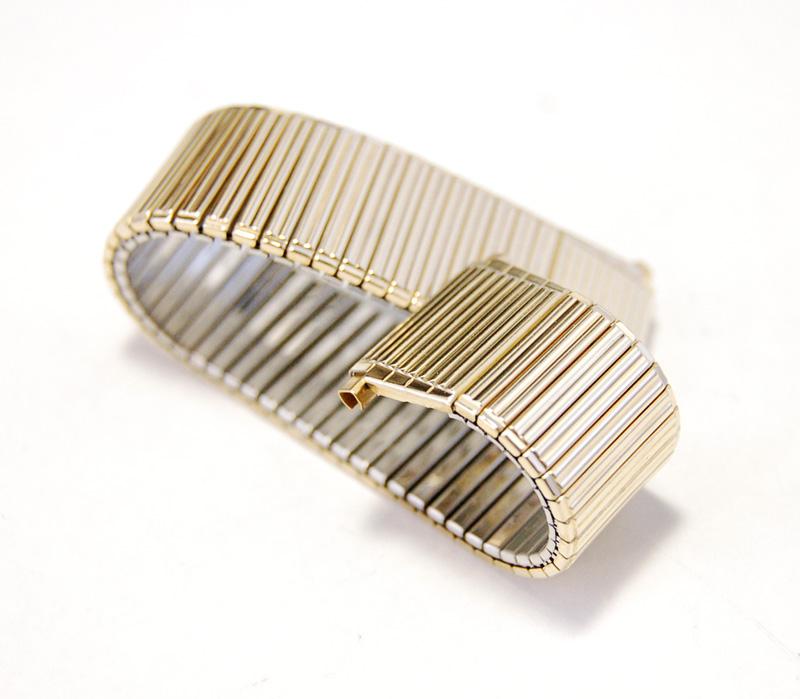 【Speidel】 USA 腕時計バンド 18-22mm デッドストック エクステンションベルト ブレス ビンテージウォッチに MB141_画像1
