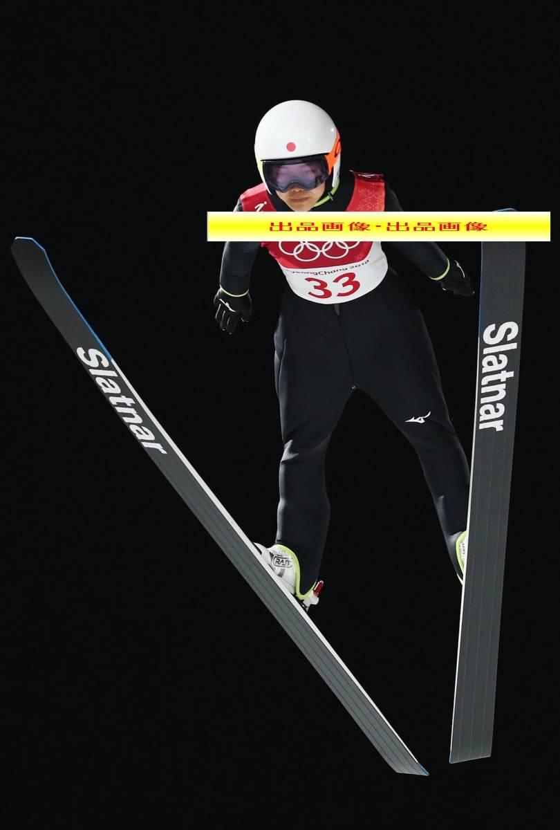 高梨沙羅 2L判写真1枚 女子スキー・ジャンプ ④