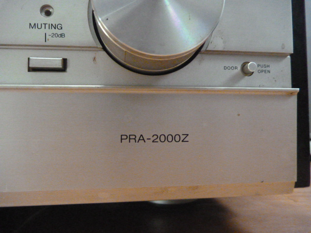 デノン ◆◆PRA-2000Z◆◆ プリアンプ アンプ ステレオ 高級 ジャンク扱い_画像6