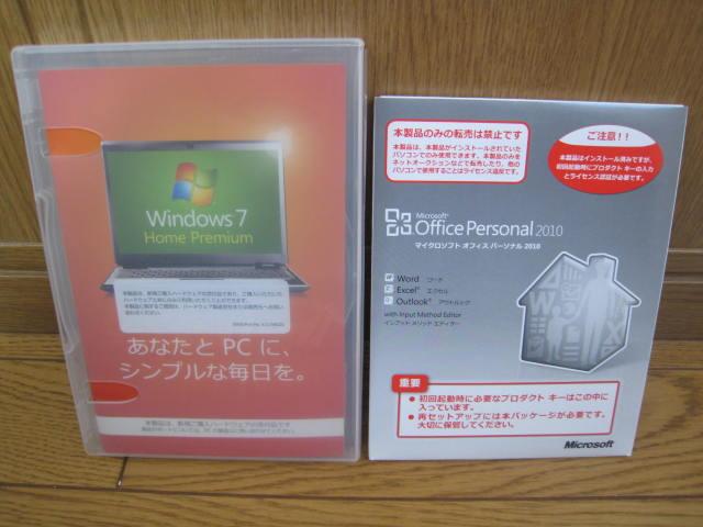 自作PC Windows7 ★ケースの電源SWに難あり★_画像6