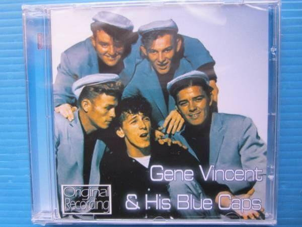 GENE VINCENT & His Blue caps 新品!! ジーンヴィンセント_画像1