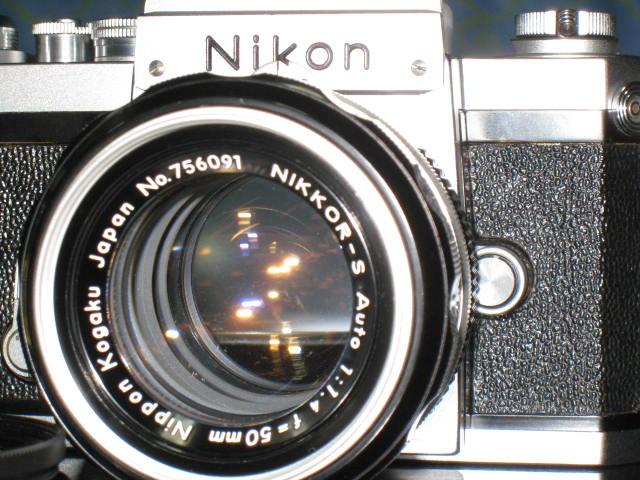 Nikon F ニコン ジャンク扱いで_画像3