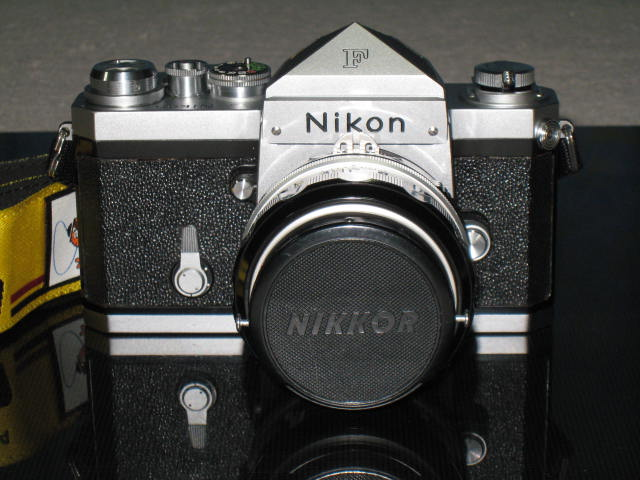 Nikon F ニコン ジャンク扱いで