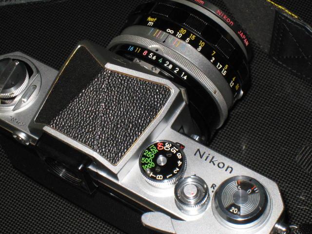 Nikon F ニコン ジャンク扱いで_画像4