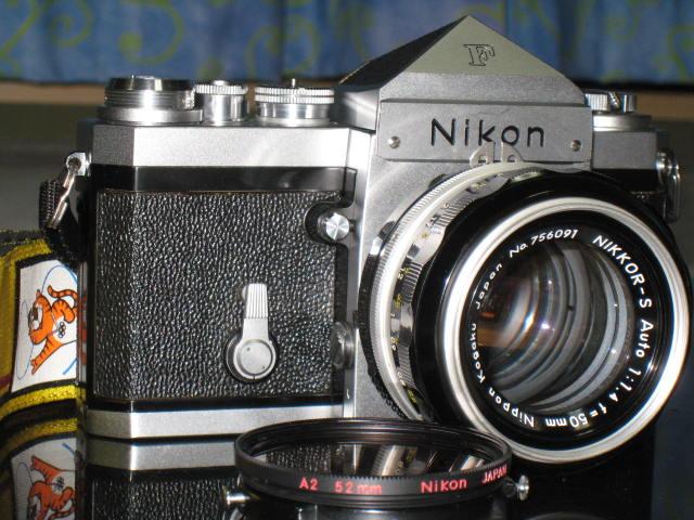 Nikon F ニコン ジャンク扱いで_画像2