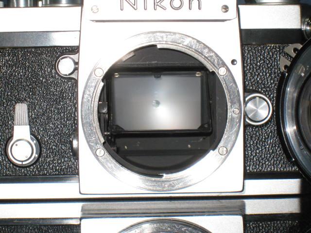 Nikon F ニコン ジャンク扱いで_画像6