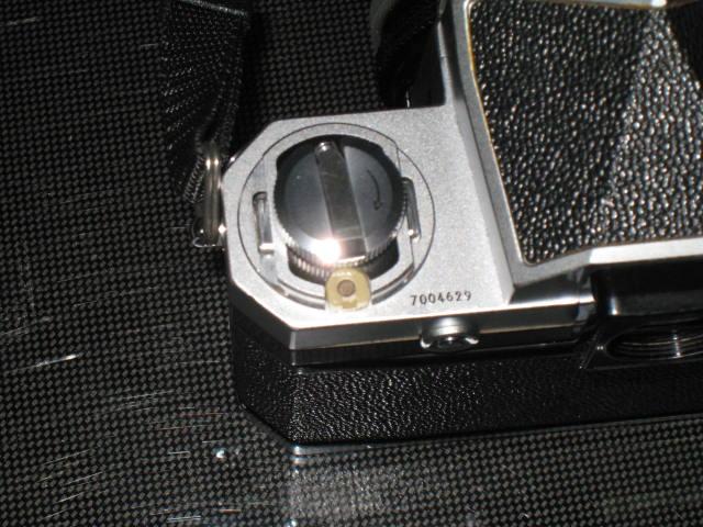 Nikon F ニコン ジャンク扱いで_画像5
