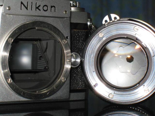 Nikon F ニコン ジャンク扱いで_画像7