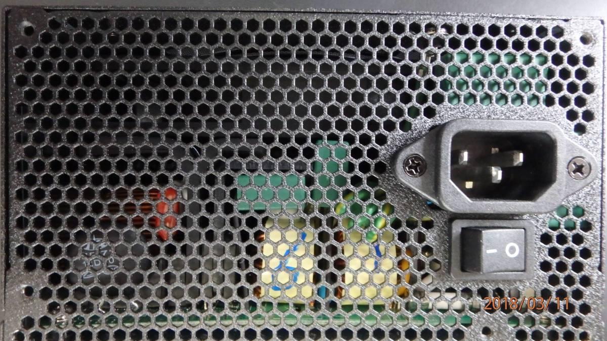 ★☆SILVERSTONE電源ユニット SST-ST1200-PT 中古品☆★_画像2