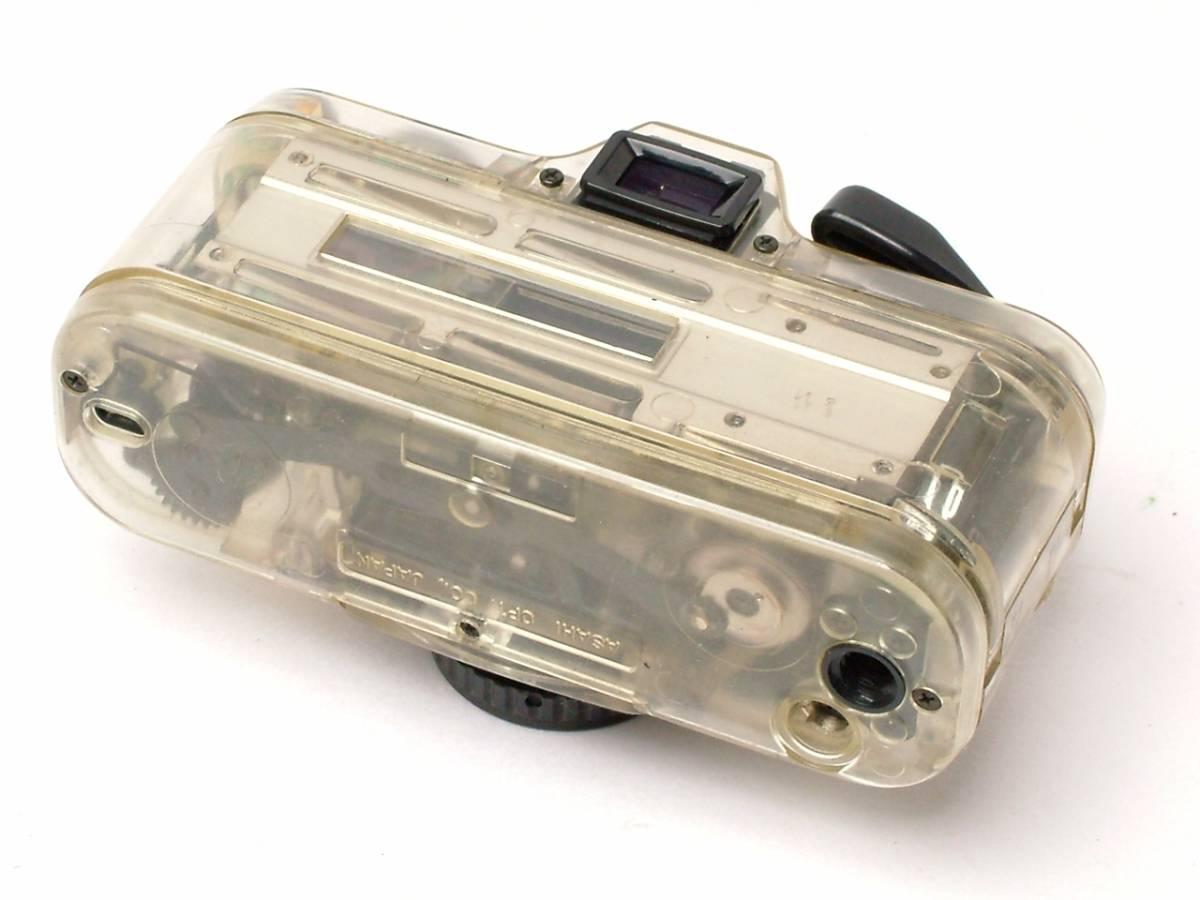 PENTAX AUTO 110 スケルトン 24mm F2.8 DUMMYレンズ付 (ジャンク扱い) 希少店頭デモ機 非売品_画像5