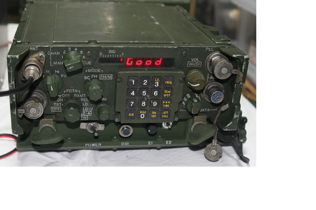 RT-1439/VRC PRC-119 army for FM transceiver collection item
