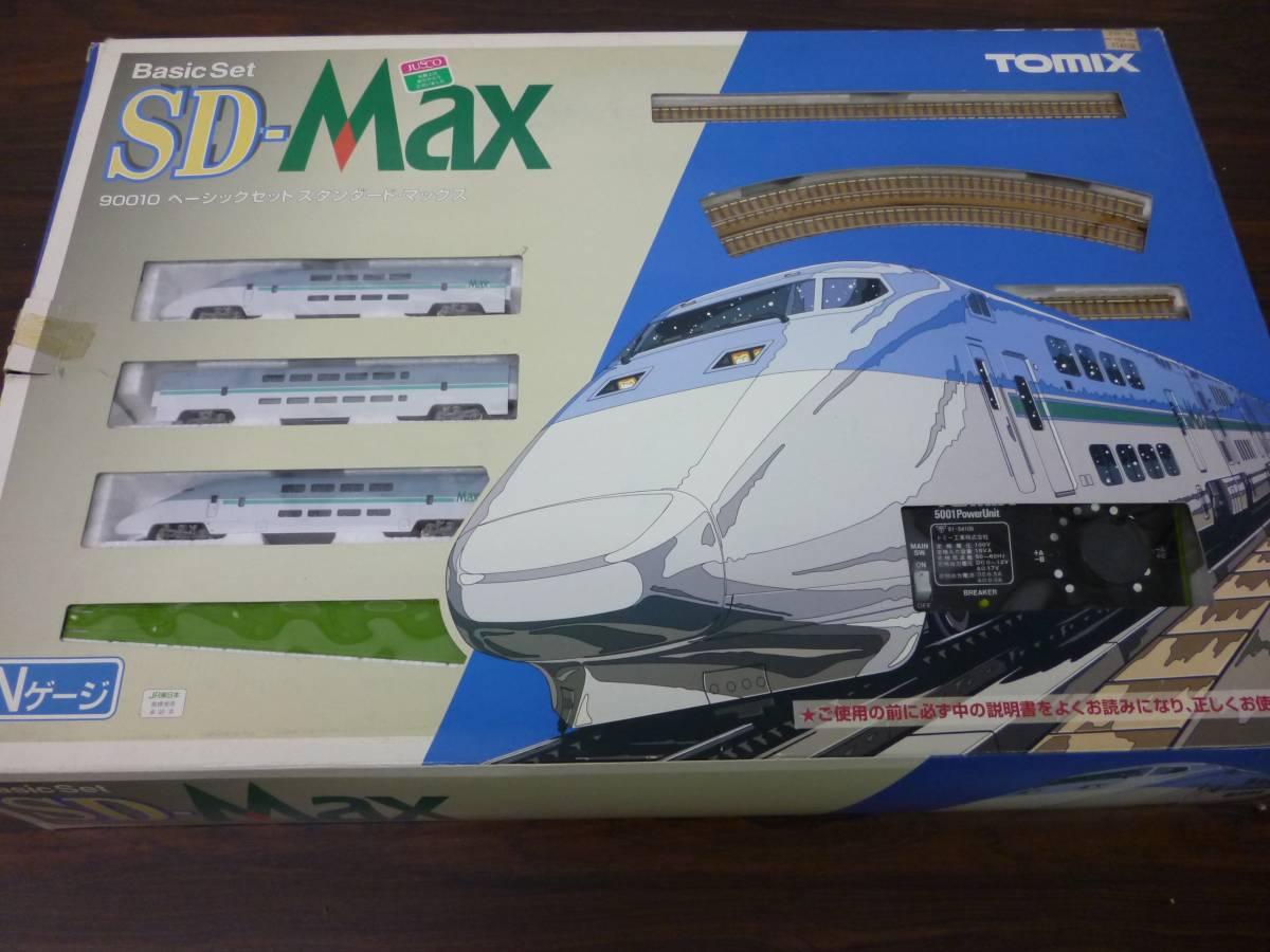 ★Nゲージ 90010ベーシックセット スタンダード・マックス TOMIX