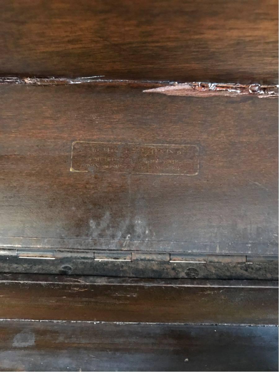 希少 columbia コロンビア グラフォノーラ Viva-tonal Grafonola 卓上型 蓄音機/昭和レトロ_画像7