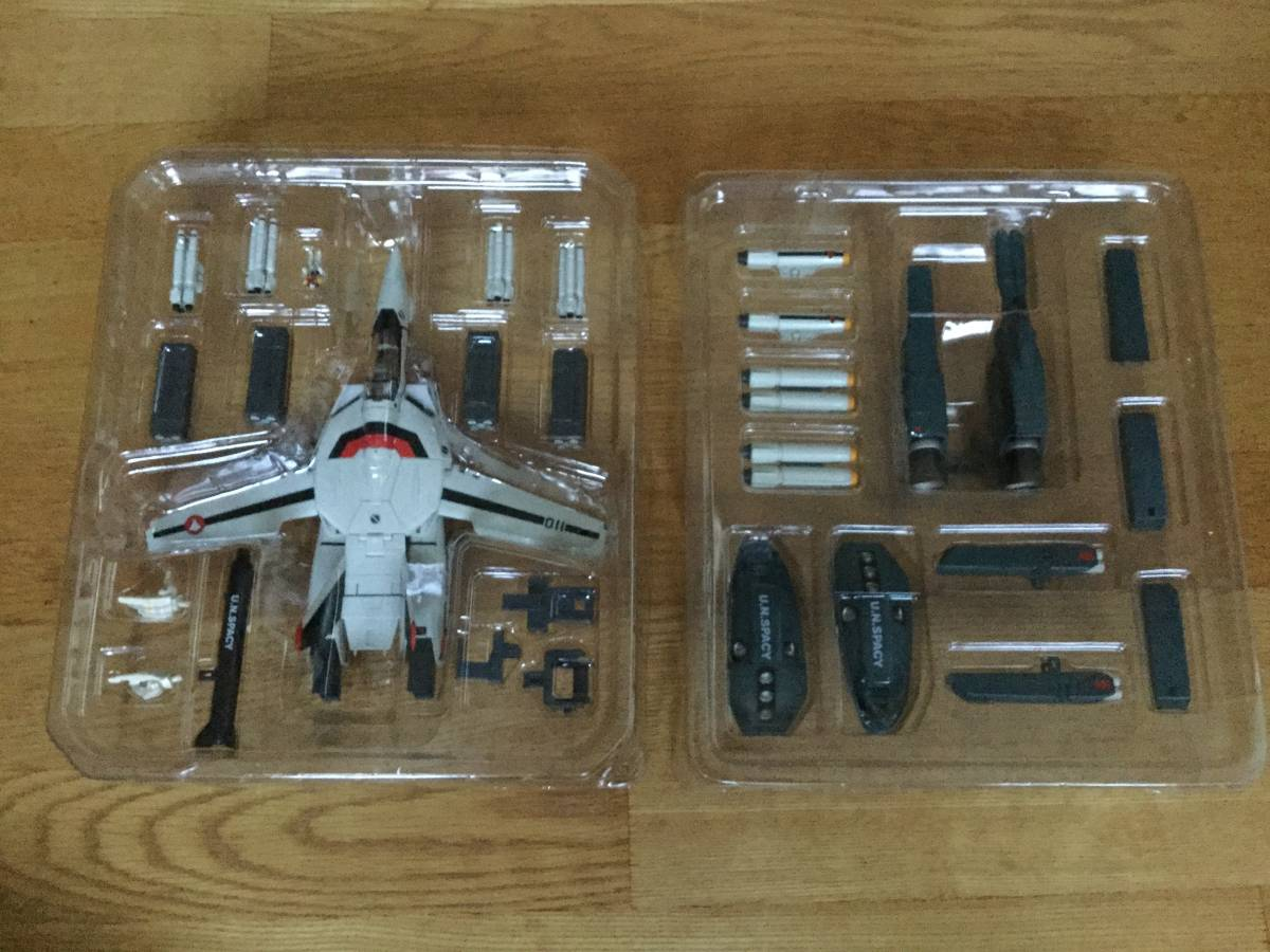 MACROSS VF-1A with Super&Strike Parts_画像4