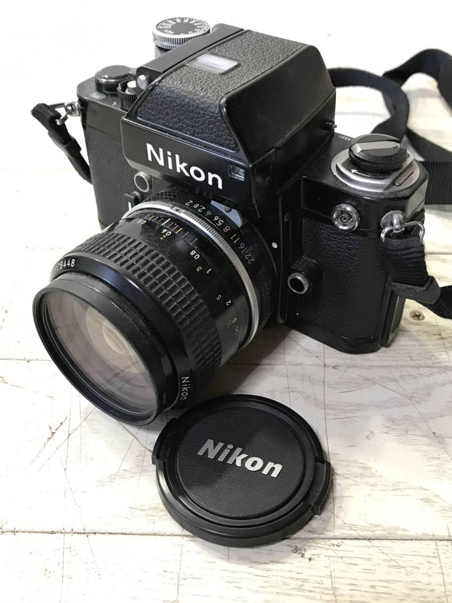 A172・Nikon、一眼レフカメラ、まとめ売り、F-601、中古、ジャンク品_画像5