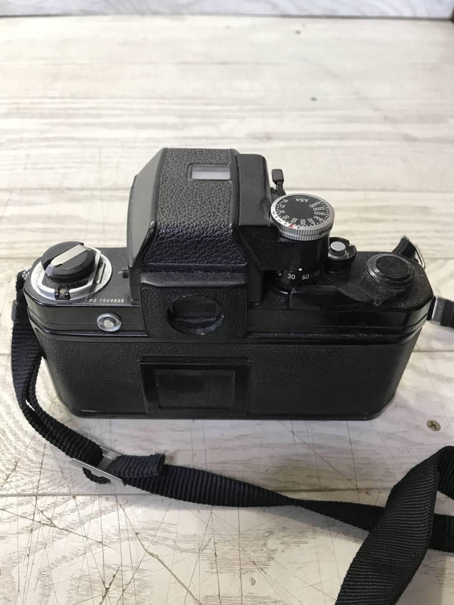 A172・Nikon、一眼レフカメラ、まとめ売り、F-601、中古、ジャンク品_画像6