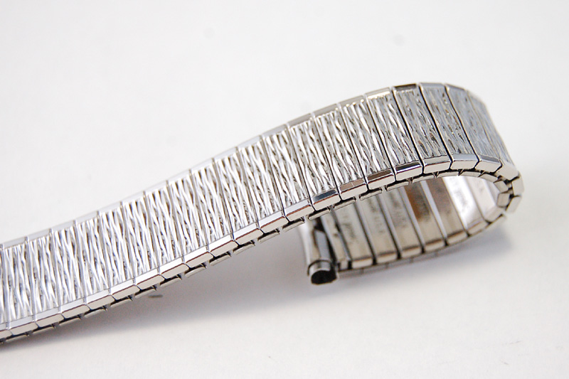 【Speidel】 USA 腕時計バンド 16-19mm デッドストック エクステンションベルト ブレス ビンテージウォッチに MB133_画像7