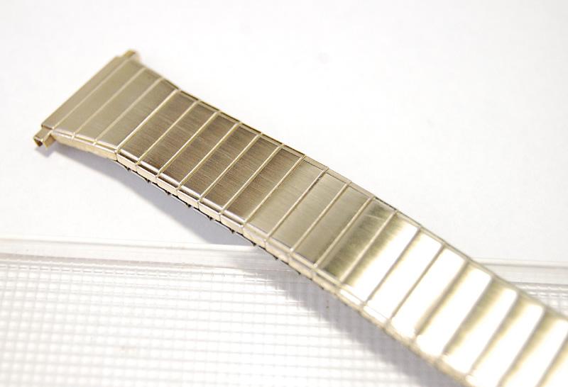 【Speidel】 腕時計バンド 18-22mm デッドストック エクスパンションベルト アンティークウォッチ/ビンテージウォッチに MB118_画像4