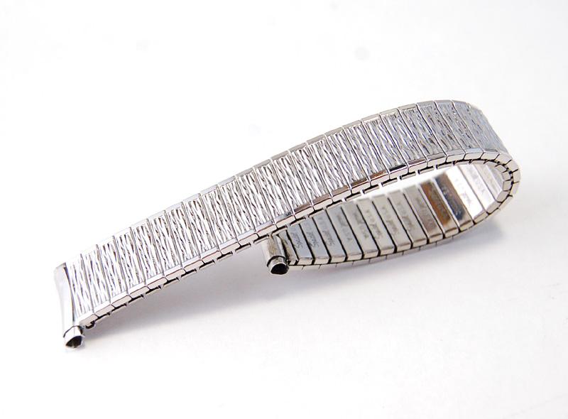 【Speidel】 USA 腕時計バンド 16-19mm デッドストック エクステンションベルト ブレス ビンテージウォッチに MB133_画像5