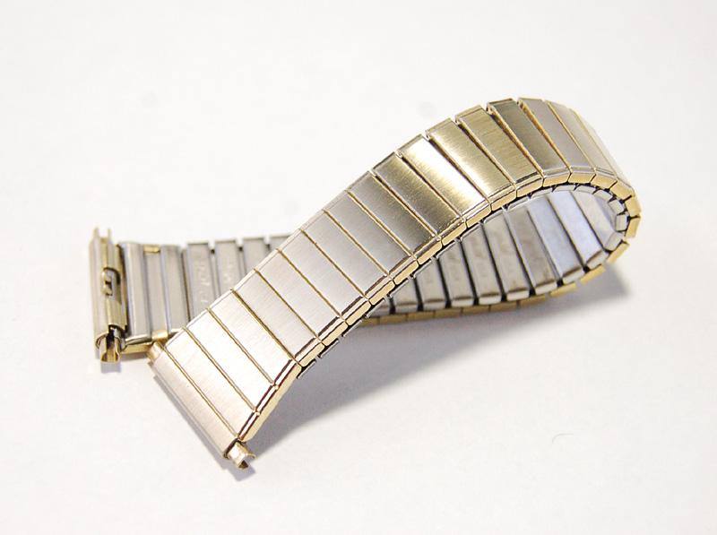 【Speidel】 腕時計バンド 18-22mm デッドストック エクスパンションベルト アンティークウォッチ/ビンテージウォッチに MB118_画像1